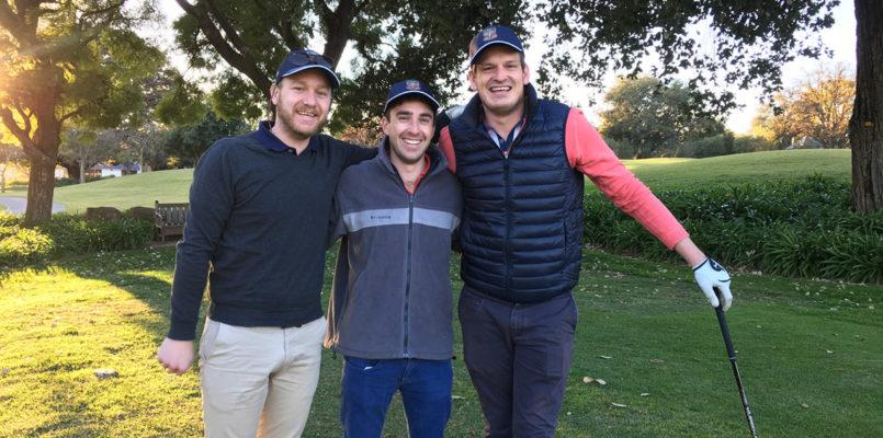 Morison Abel Golf Day