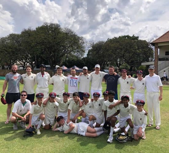 OJs vs Prep cricket - 24Nov2018